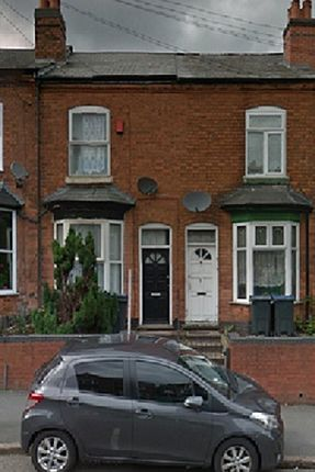 Thumbnail Terraced house to rent in Wellington Road, Handsworth