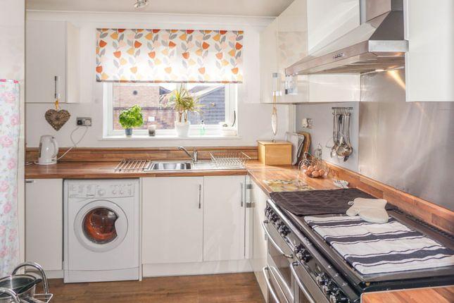 Kitchen of Pasture Way, Sherburn In Elmet, Leeds LS25