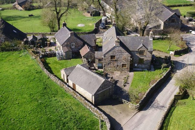 Thumbnail Detached house for sale in Penfold Road, Butterton, Staffordshire