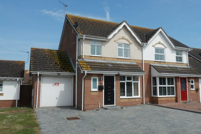 Thumbnail Semi-detached house for sale in Swallow Close, Dovercourt
