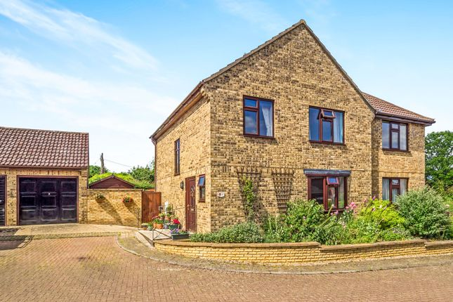Thumbnail Detached house for sale in Irwin Close, Reepham, Norwich