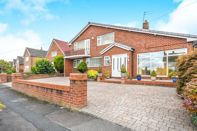 Thumbnail Detached house for sale in Howards Lane, Eccleston, St. Helens