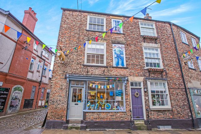 Thumbnail Flat for sale in Castlegate, Knaresborough