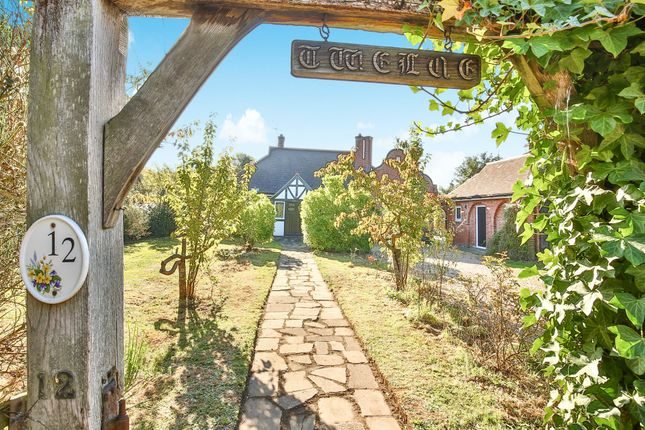 Thumbnail Bungalow for sale in Pinewood Close, Hellesdon, Norwich