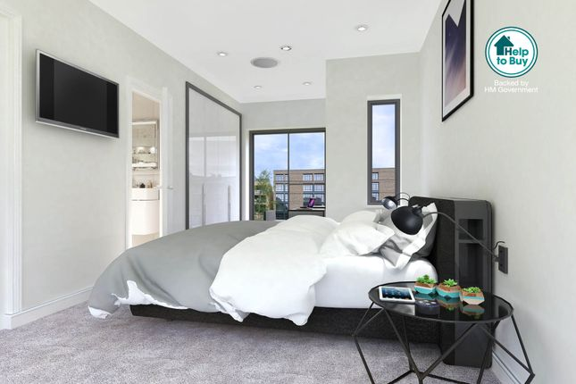 Thumbnail Flat for sale in Flat 2, Queens Road Apartments, Queens Road Peckham, London