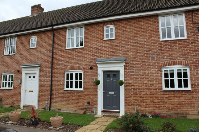 4 bed terraced house to rent in Barwell Road, Bury St. Edmunds IP33