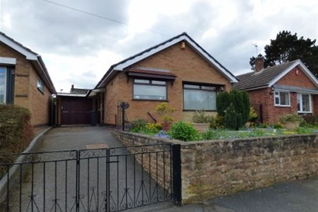 Thumbnail Bungalow to rent in Ellerslie Grove, Sandiacre