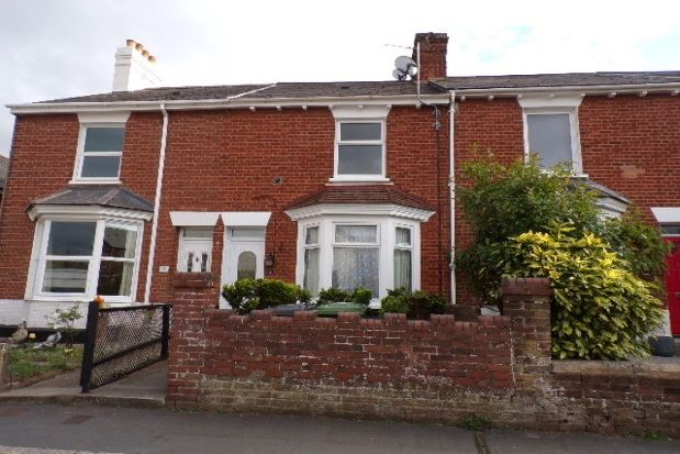 Thumbnail Property to rent in Newcombe Terrace, Heavitree, Exeter