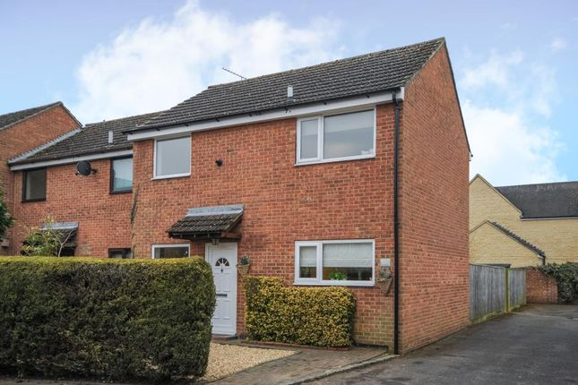 Thumbnail End terrace house to rent in Carterton, Oxfordshire