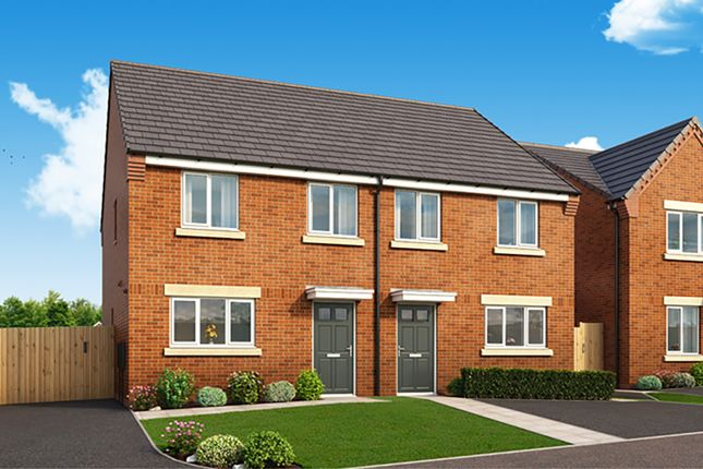 "Thumbnail Detached house for sale in ""The Berkley"" at Harwood Lane, Great Harwood, Blackburn"