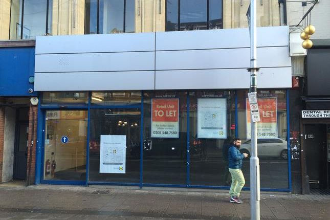Thumbnail Retail premises to let in 46 Cranbrook Road, Ilford, Essex
