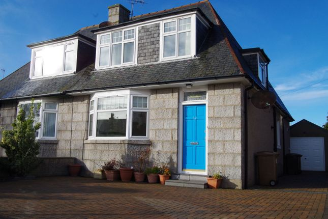 Thumbnail Semi-detached house for sale in Balgownie Road, Bridge Of Don, Aberdeen
