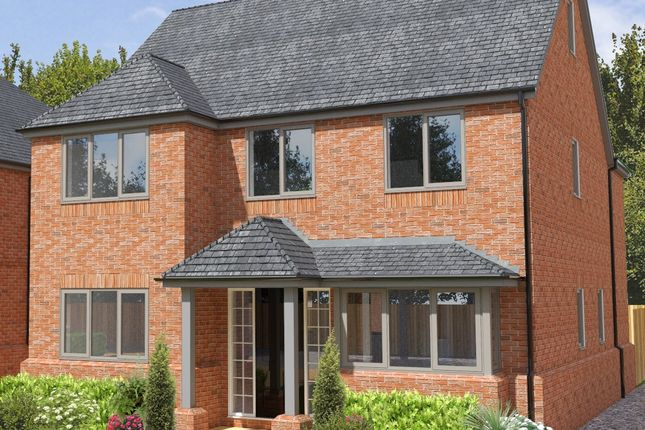 Thumbnail Detached house for sale in Cook Close, Marston Moretaine