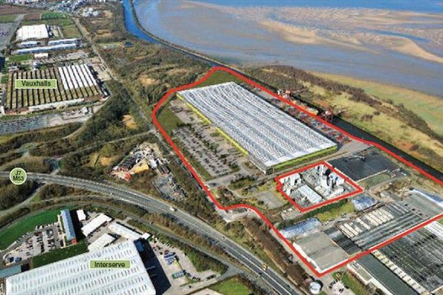 Thumbnail Land to let in Port Cheshire Land, Ellesmere Port, Cheshire