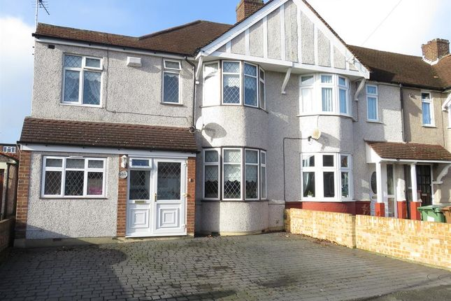 Thumbnail Semi-detached house for sale in Cumberland Avenue, Welling