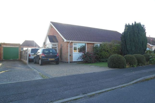 Thumbnail Semi-detached bungalow to rent in Parsonage Fields, Monkton, Ramsgate
