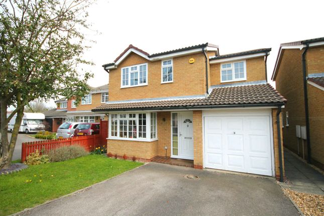 Thumbnail Detached house to rent in Lemur Drive, Cherry Hinton