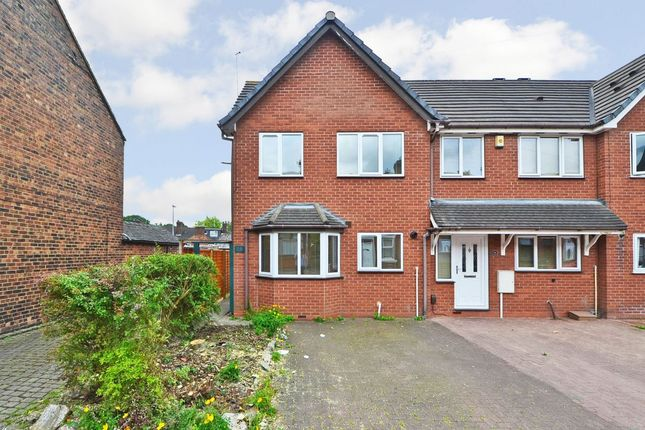 Thumbnail Town house to rent in Erskine Street, Longton