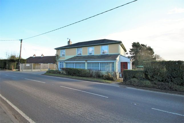 Thumbnail Detached house for sale in Frating Road, Great Bromley, Colchester, Essex
