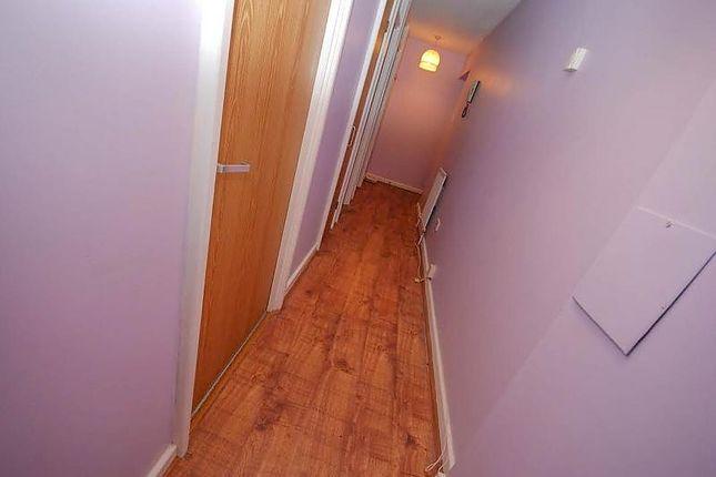 Hallway of King James Court, Sunderland SR5