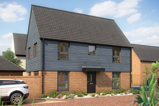 """Thumbnail Detached house for sale in """"The Spruce II"""" at Wavendon, Milton Keynes"""