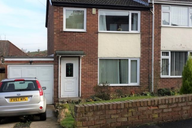 Thumbnail Semi-detached house to rent in Moorfield, Leeds, West Yorkshire