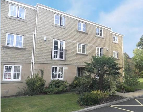 Thumbnail Flat to rent in Britannia Mews, Pudsey