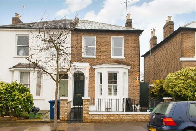 Thumbnail Semi-detached house to rent in Mill Hill Road, London