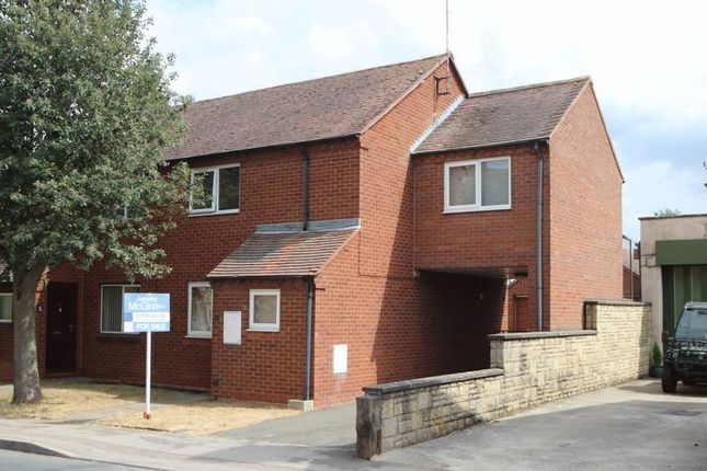 Thumbnail End terrace house for sale in West Street, Shipston-On-Stour