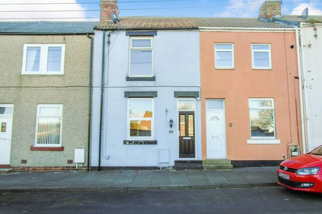 Terraced house to rent in Dene Terrace, Shotton Colliery, Durham