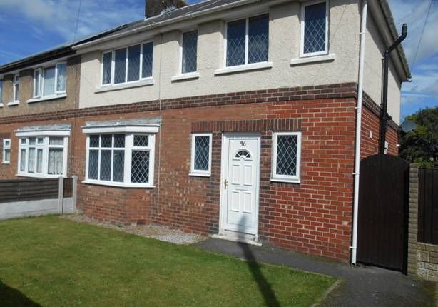Thumbnail Semi-detached house to rent in Scarisbrick Street, Ormskirk