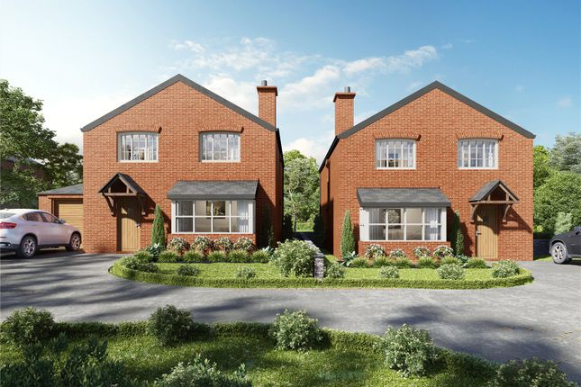 Thumbnail Detached house for sale in Greystones, Park Road, Colton Old Village, Leeds, West Yorkshire