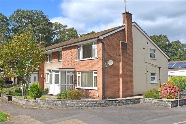 2 bed flat to rent in Heol Llanishen Fach, Rhiwbina, Cardiff CF14
