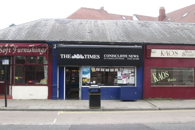 Retail premises for sale in Coniscliffe Road, Darlington