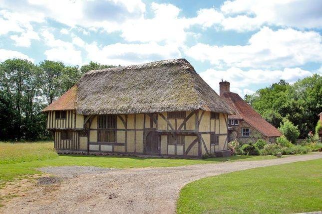 4 bed detached house for sale in Romden Road, Smarden, Kent