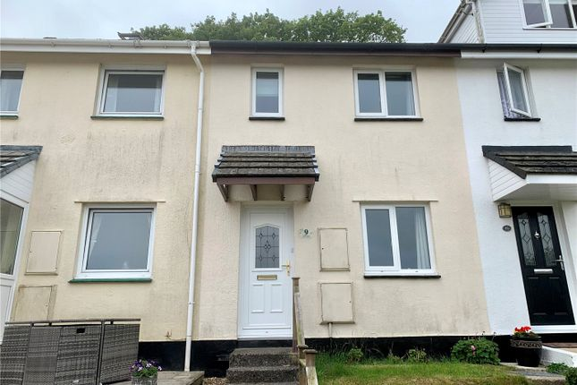 2 bed terraced house for sale in Seale Close, Dartmouth TQ6