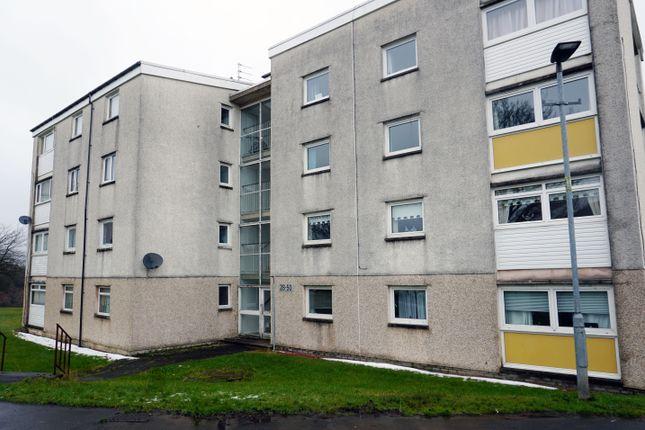 Front Aspects of Thorndyke, Calderwood, East Kilbride G74