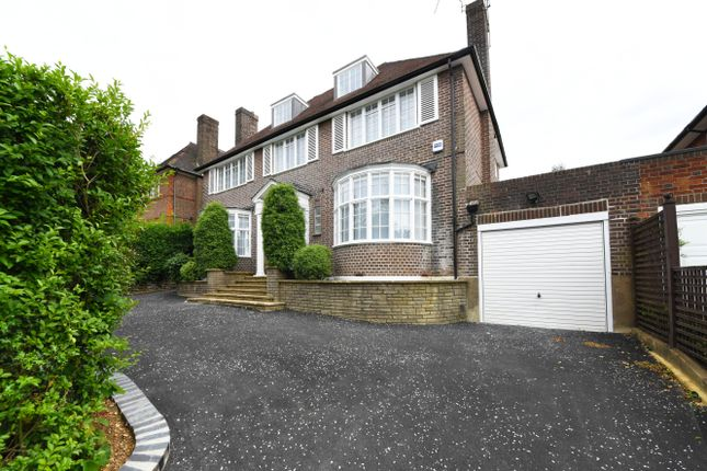 Thumbnail Detached house to rent in Deacons Rise, Hampstead Garden Suburb