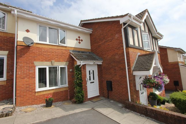Thumbnail Terraced house for sale in Holne Moor Close, Paignton