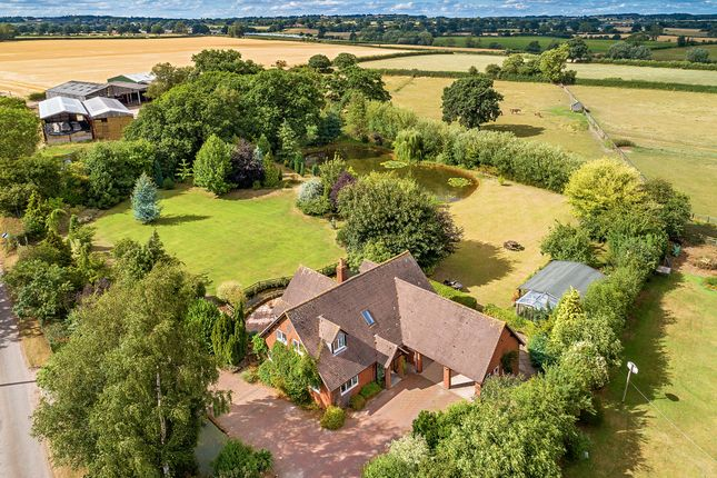 Thumbnail Detached house for sale in The Withy, Sambrook, Newport