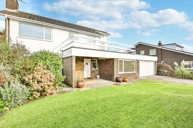 Thumbnail Detached house for sale in Rest Bay Close, Porthcawl