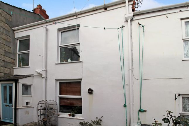Thumbnail Terraced house for sale in Falmouth