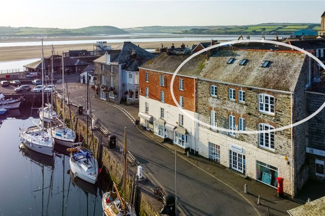 Thumbnail Flat for sale in Strand Street, Padstow, Cornwall