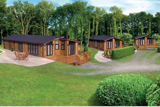 Thumbnail Lodge for sale in Milton Park Lodges (Ref 5327), Marton Road, Gargrave, Skipton, North Yorkshire