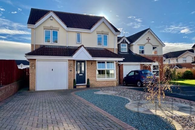 Thumbnail Detached house for sale in Kempton Close, Woodham, Newton Aycliffe