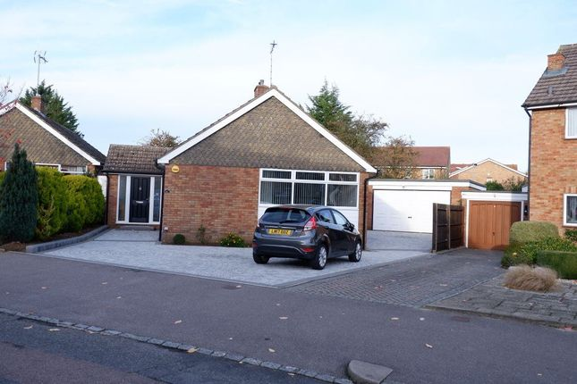 Thumbnail Bungalow to rent in Miletree Crescent, Dunstable