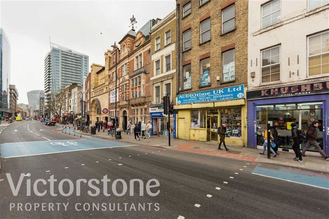 Thumbnail Property to rent in Whitechapel High Street, Aldgate East, London