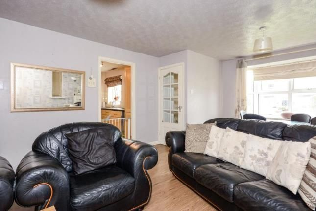 Living Room of Springvale Road, Danesmoor, Chesterfield, Derbyshire S45