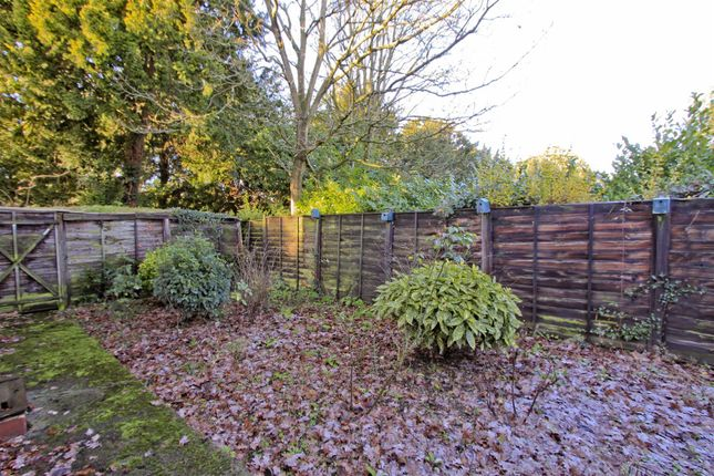 Rear Garden of Court Drive, Hillingdon UB10