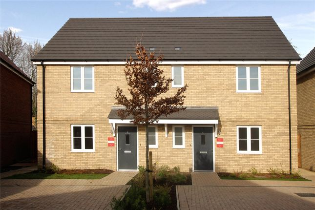 Thumbnail Semi-detached house for sale in Station Road, Foxton, Cambridgeshire
